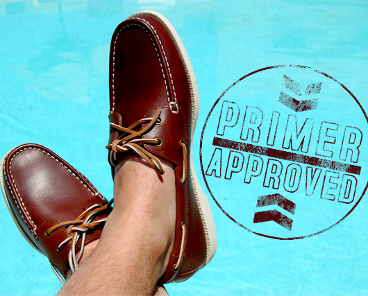 The Boat Shoe: Primer Approved | Primer