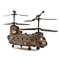 Syma Chinook helicopter