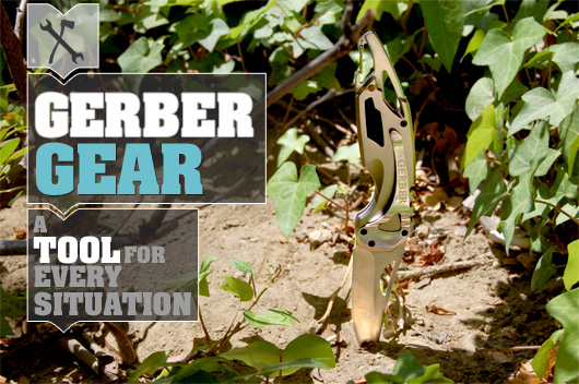 Gerber Gear: A Tool for Every Situation