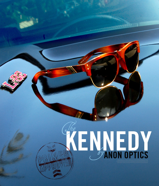 Kennedy Sunglasses by Anon: Primer Approved
