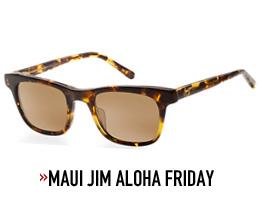 Maui jim alohoa friday