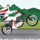 15 Things You Never Knew About Evel Knievel [infographic]