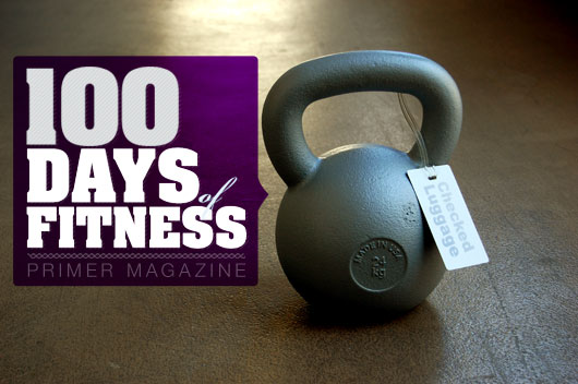 100 Days of Fitness: Week 13 – Travel Training