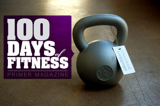 100 Days of Fitness: Week 13 – Travel Training