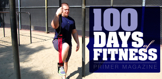 100 Days of Fitness: Week 16 – Endless Push-Ups & Learning the Pull-Up