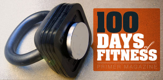 100 Days of Fitness: Week 17 – Adjustable Kettlebells + A Circuit