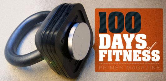100 Days of Fitness: Week 17 – Adjustable Kettlebells + A Circuit