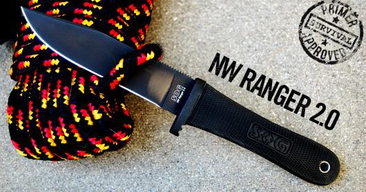 NW Ranger knife
