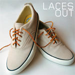 Laces Out: Cheap Leather Laces Rejuvenate Canvas Shoes