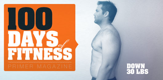 100 Days of Fitness: Week 23 – Why We Work Out & The 30 lbs Lost Marker