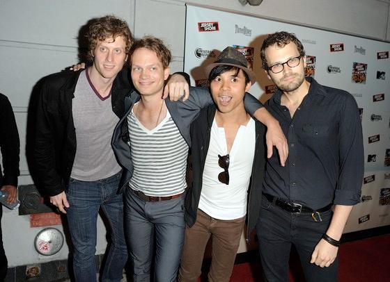 Atomic Tom group photo