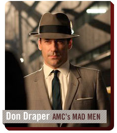 """Fans of AMC s """"Mad Men"""" tune in each week for the drama surrounding Don  Draper and his blurry past (and present 530bcb5c055a"""