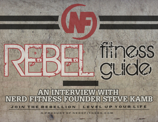 Reinventing the Nerd with the Rebel Fitness Guide