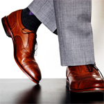 Your Gray Suit's New Brown Shoes