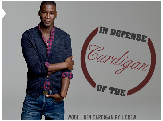 In Defense of the Cardigan