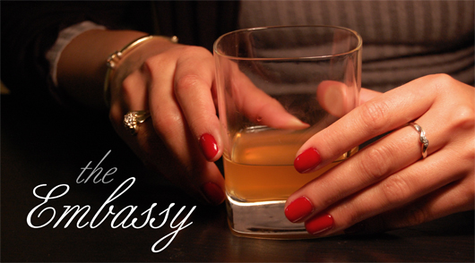 The embassy cocktail