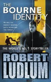 Bourne Identity cover