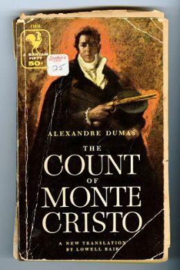 Count of monte cristo cover