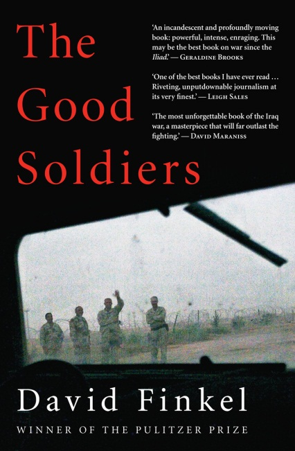 Good soldiers cover