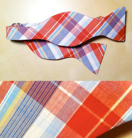 Effortless bow tie