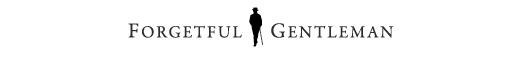 Forgetful Gentleman logo