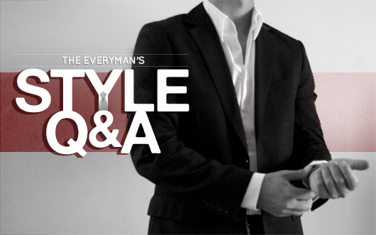 Style Q&A: Proper Fitting Pants, Moving Beyond Plaid Button Up's, Correct Sleeve Length for Shirts and Outerwear, and Shrinking a Leather Jacket