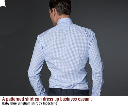 Style q a dressing up casual wide vs skinny lapels and for Dress shirt vs casual shirt