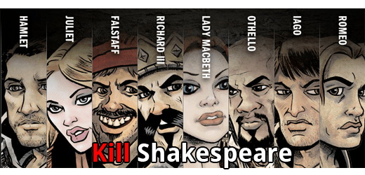 Kill Shakespeare