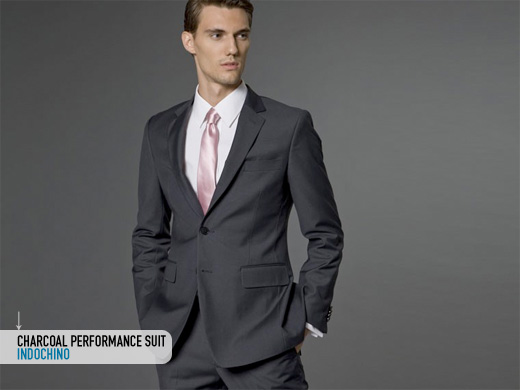 Indochino suit for men