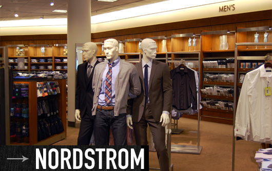 Nordstrom men's clothing