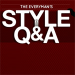 Style Q&A: V-Necks, Finding Fresco, Hemming Jeans Instead of Cuffing, and Unusual Sunglasses