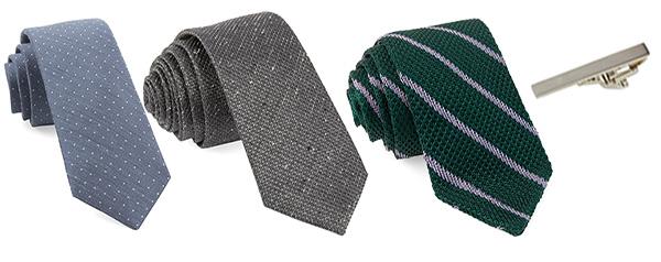 Ties from the tie bar retailer