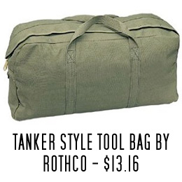 Rotcho duffel bag