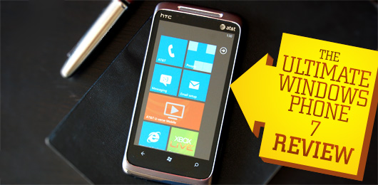 The Ultimate Windows Phone 7 Review