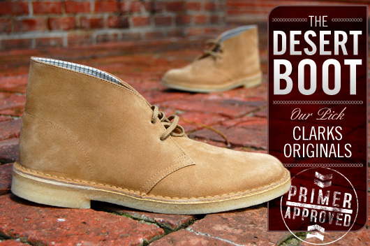 The Desert Boot: Primer Approved