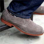 Classic Bucks: The Perfect Casual Dress Shoe