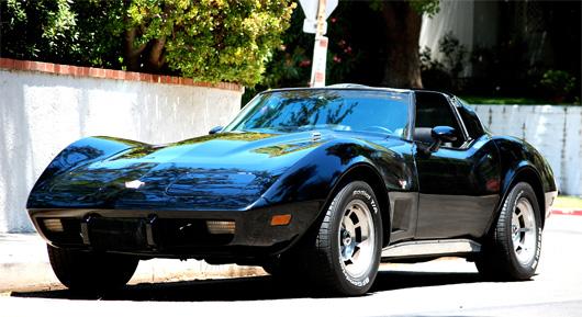 A c3 Corvette