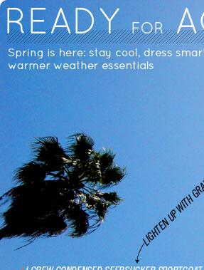 Spring essentials background 1
