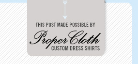Proper Cloth Custom Dress Shirts