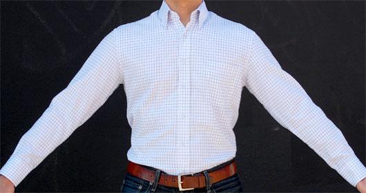 Men Slim Fit Shirts