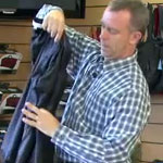 How to Pack a Suit Without a Garment Bag (video)