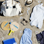 The Beach: Primer's Weekend Getaway Essentials