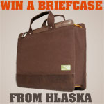 Enter to Win a Hlaska Caliper V2 Briefcase!