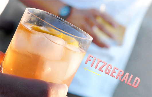 Fitzgerald cocktail