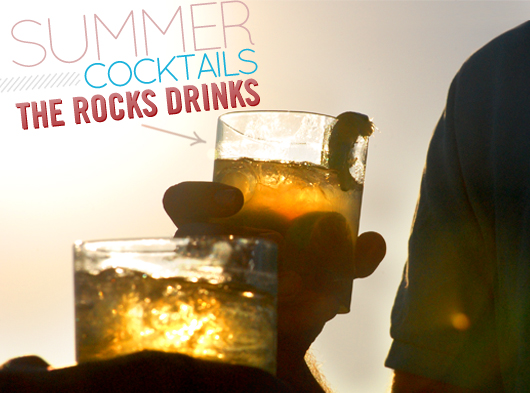 Summer Cocktails – The Rocks Drinks