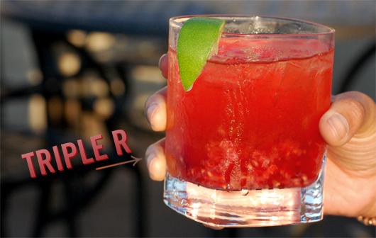 Triple R cocktail