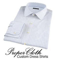 Proper cloth shirt with logo