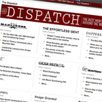 "Proudly Introducing ""The Dispatch"": The Newest Feature on Primer"