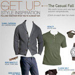 The Getup: The Casual Fall Weekend