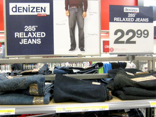 target jeans